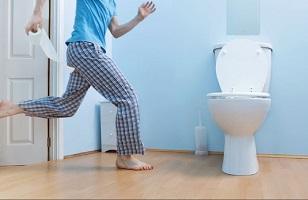 Darálós WC javítás