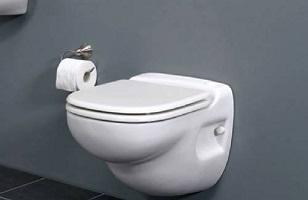 Darálós WC csere